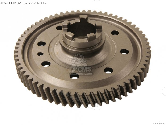 Gear-helical,64t photo