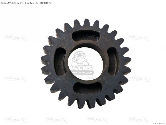 GEAR,MAINSHAFT FI