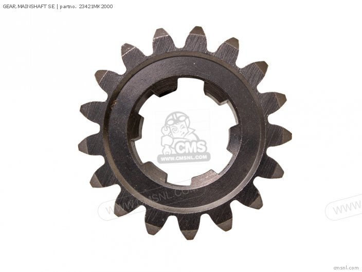 GEAR,MAINSHAFT SE