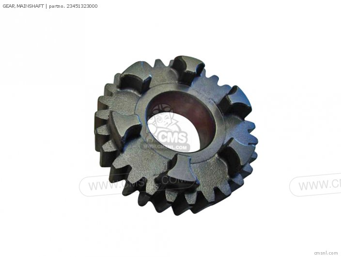GEAR,MAINSHAFT