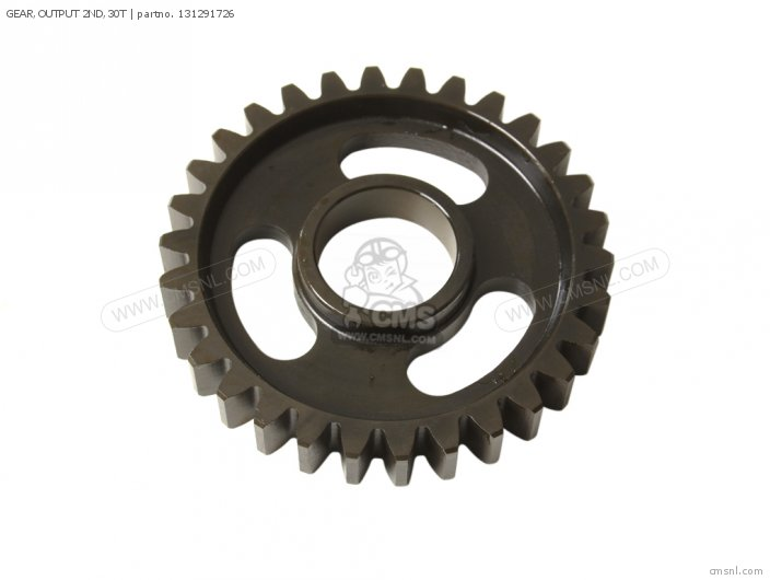 2003 Kx85-a3 Kx85 Gear output 2nd 30t