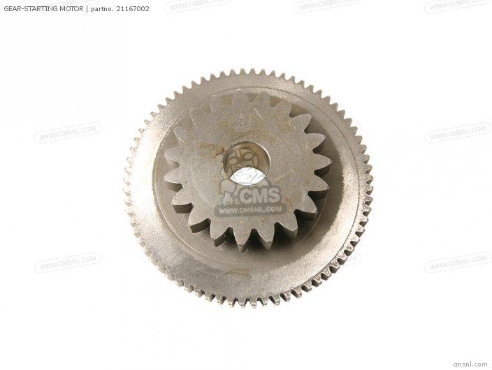 Gear-starting Motor photo