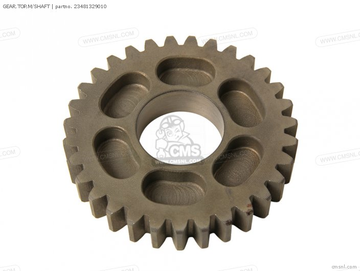 GEAR,TOP,M/SHAFT