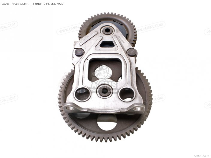 GEAR TRAIN COMP.,