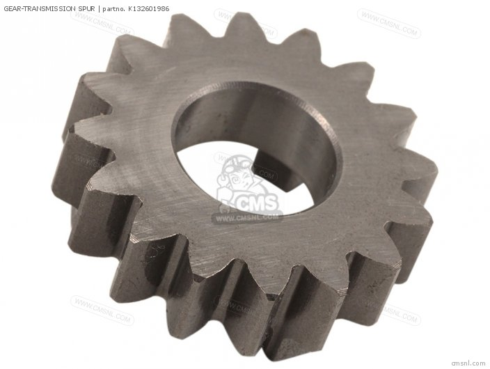 Gear-transmission Spur photo