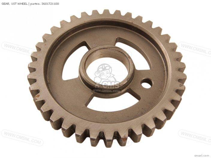 Gear, 1st Wheel photo