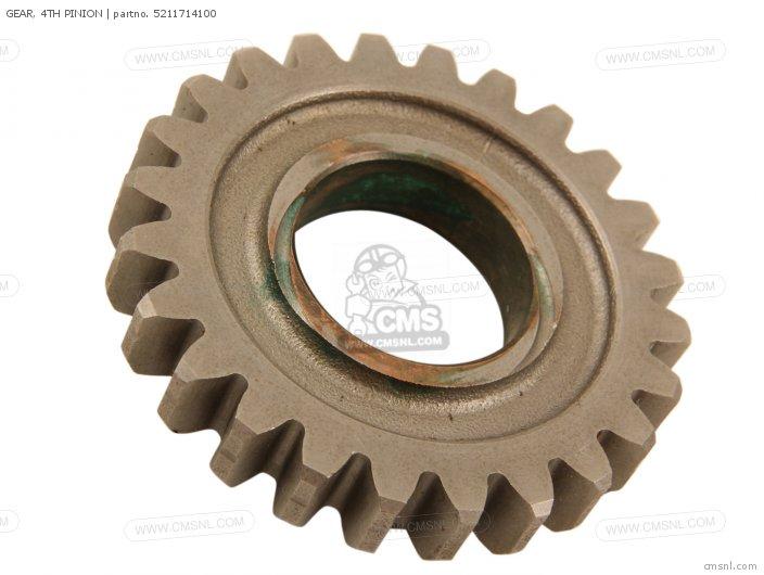 Gear, 4th Pinion photo
