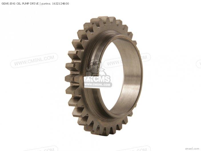 Gear, Eng Oil Pump Drive photo