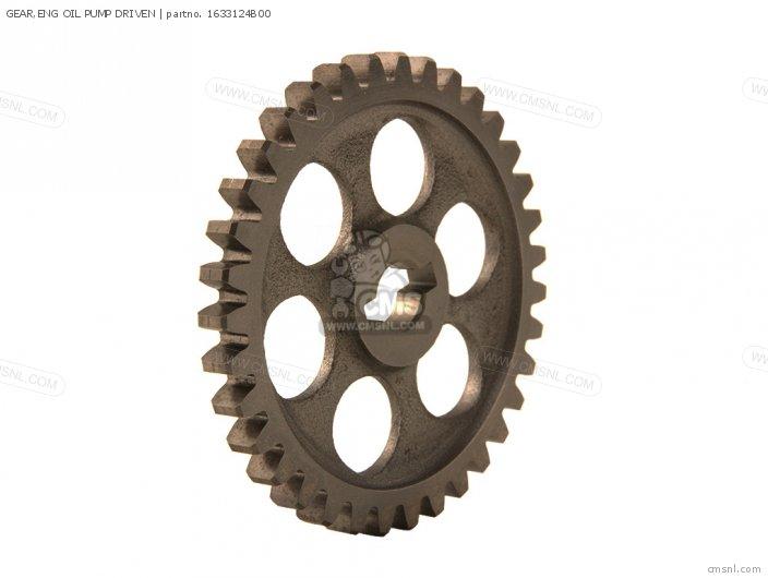 Gear, Eng Oil Pump Driven photo