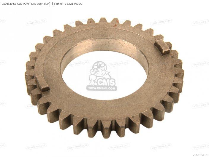 Gear, Eng Oil Pump Drive(nt:34) photo