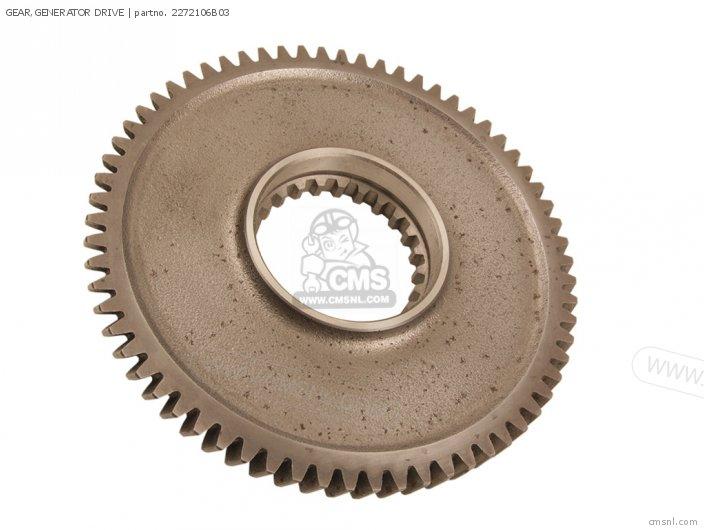 Gear, Generator Drive photo