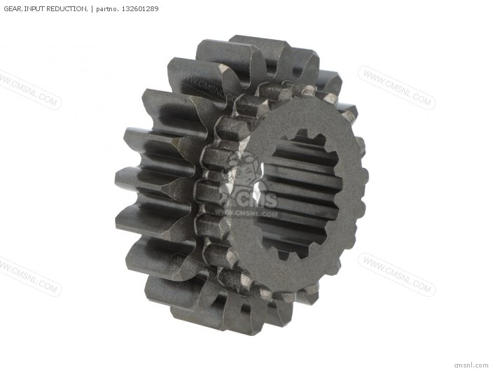 Gear, Input Reduction,  photo