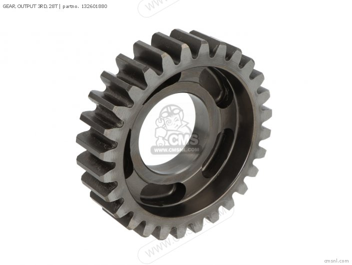 Gear, Output 3rd, 28t photo