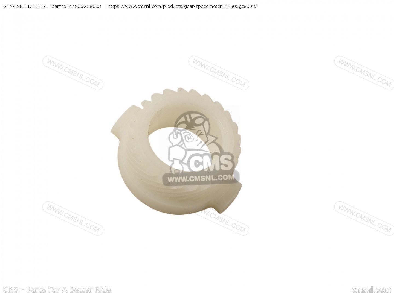 SPEEDOMETER HONDA 44806-GC8-003 GEAR