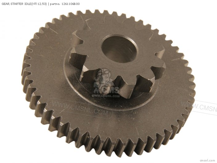 Gear, Starter Idle(nt:12, 53) photo