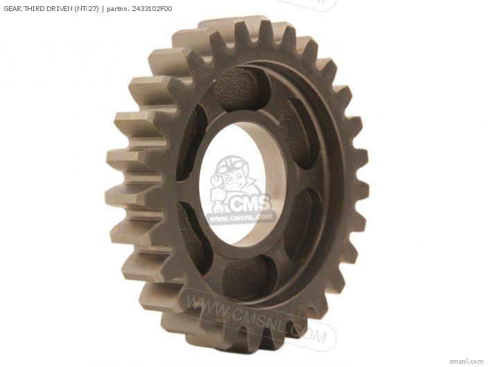 Gear, Third Driven (nt:27) photo