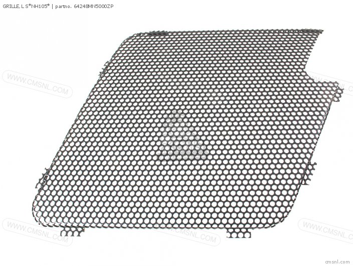 GRILLE L S NH105