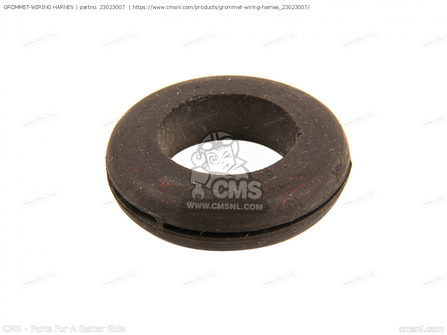 Grommet Wiring Harnes Fits G3ss 1969 Usa Canada Order At Cmsnl Harness Grommets Photo