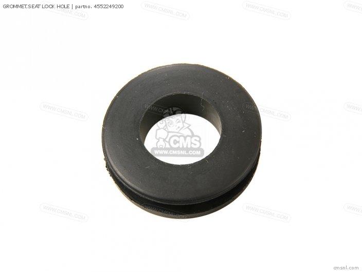 Grommet, Seat Lock Hole photo