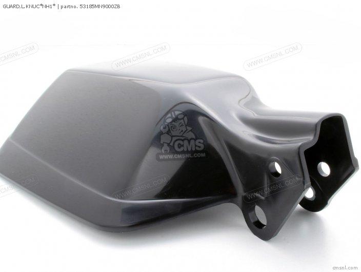 64324mbtd10 Cover R Fr Winker Honda 64324 Mbt D10
