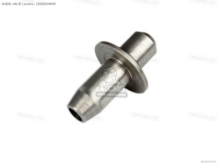 C50 Cub 1969 France Guide valve