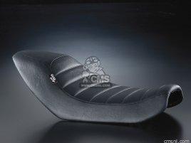 HARLEY TWIN-CAM DYNA SINGLE SEAT TUCK ROLL TYPE