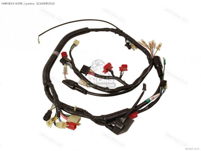 Honda Vf500f Interceptor 1984  E  Usa California Wire