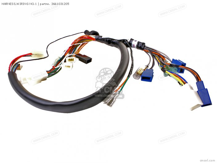 3662031004 harness,wiring no.2 suzuki - 36620-31004 band wiring harness for 79 #11