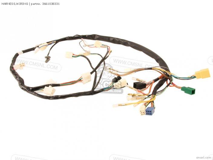 GN250E 1994 R E02 E04 E22 E24 E25 E34 E39 E53 HARNESS WIRING