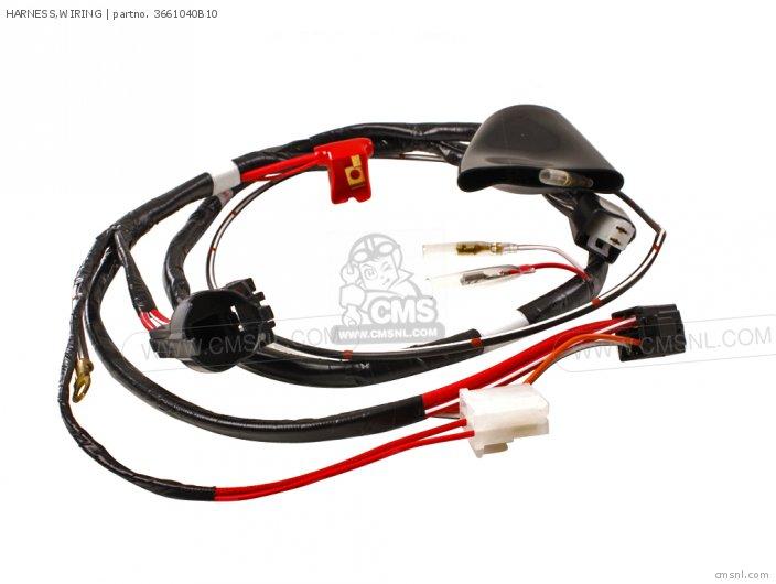Suzuki Lt80 1997  V  Wiring Harness