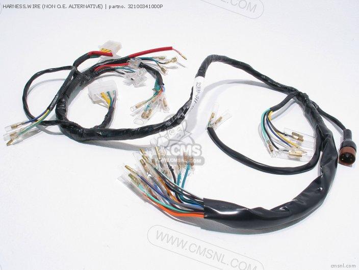 32100341000p harness wire  non o e  alternative  honda