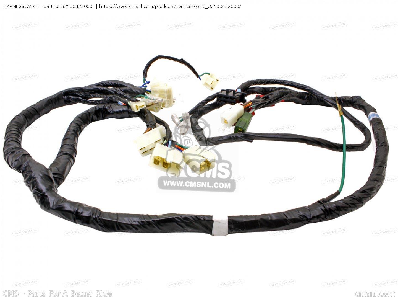 32100422000 harness wire honda