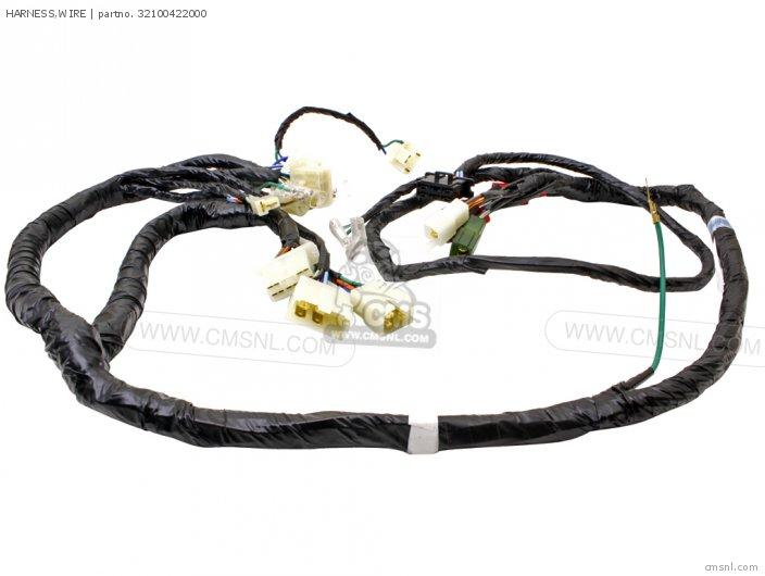 Harness, Wire photo