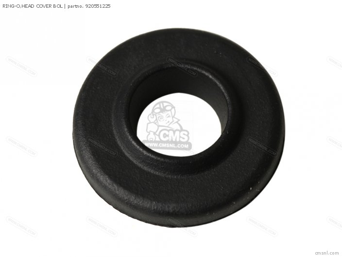 HEAD COVER BOLT O-RING