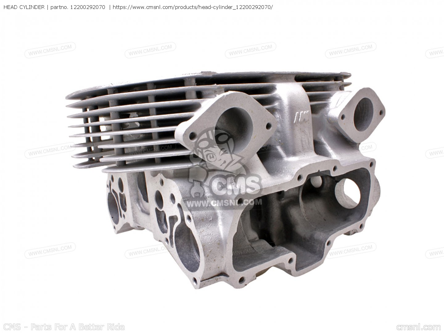 HEAD CYLINDER For CB450K1 1968 USA
