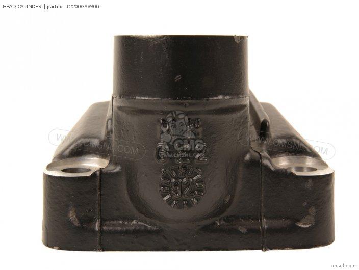Crm75r 1989 k Spain Head cylinder