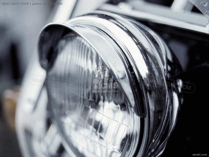 Honda HEAD LIGHT VISOR 08F21MZ8800
