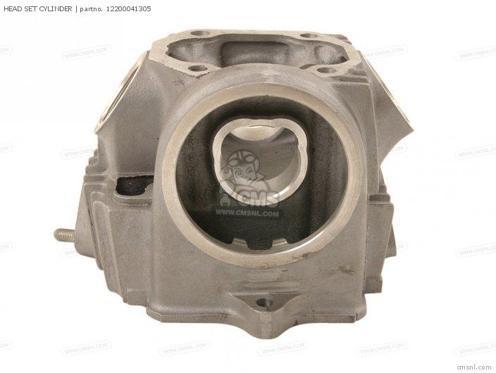 C50 France Head Set Cylinder