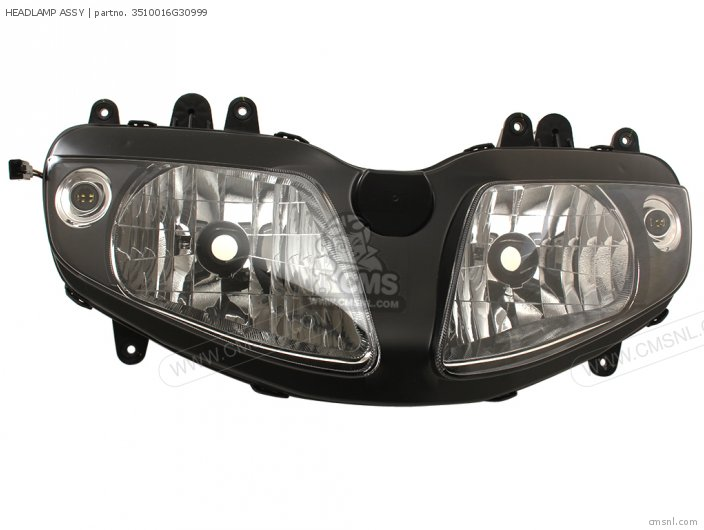 Headlamp Assy photo