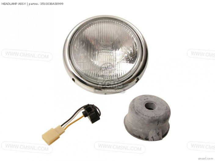 Headlamp Assy photo