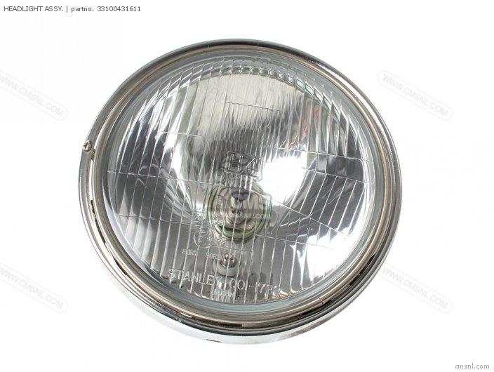 Headlight Assy. photo