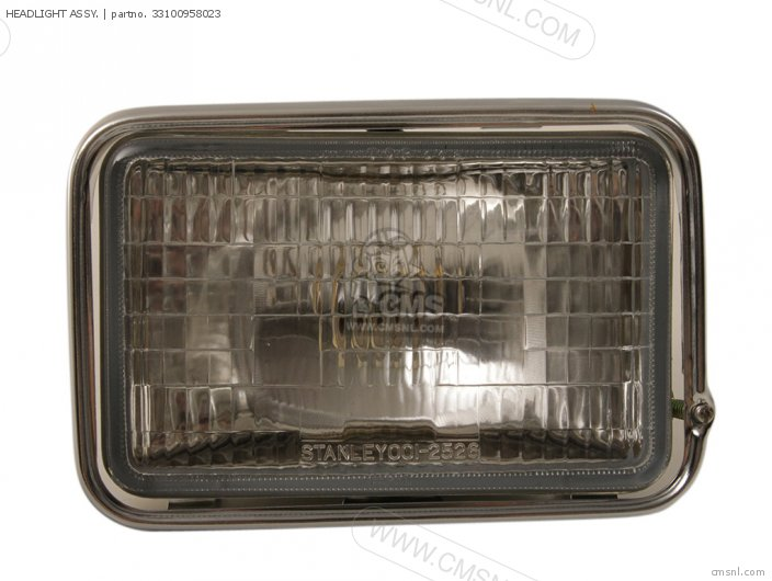 Atc200e 1982 Big Red Usa Headlight Assy