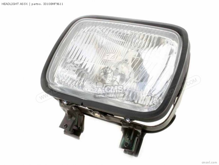 Headlight Assy. photo