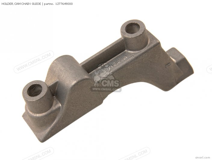 Holder, Cam Chain Guide photo