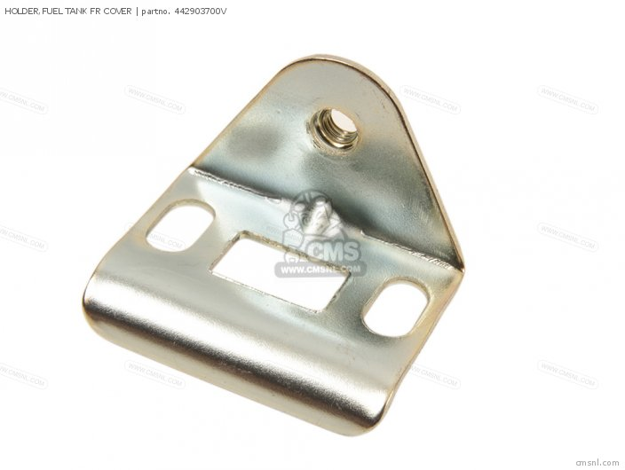 Holder, Fuel Tank Fr Cover photo