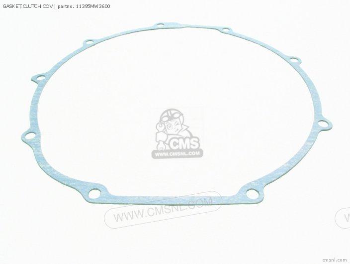 (11395MW3601) GASKET,CLUTCH COV