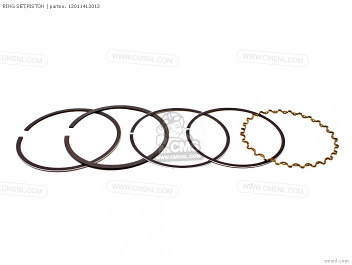 (13011413023) RING SET,PISTON