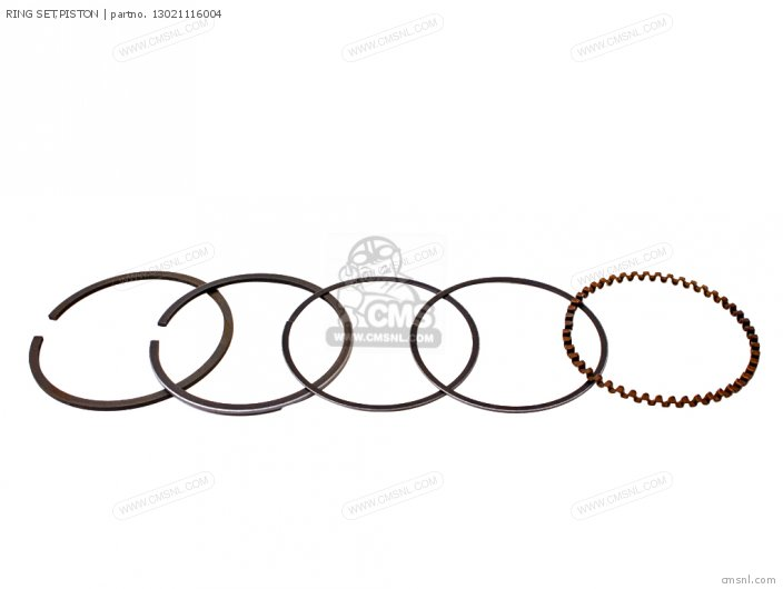 (13021098772) RING SET,PISTON