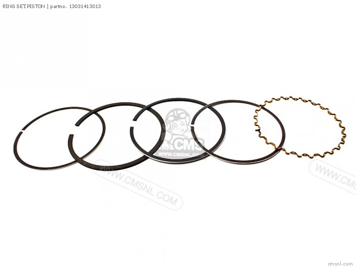 (13031413023) RING SET,PISTON