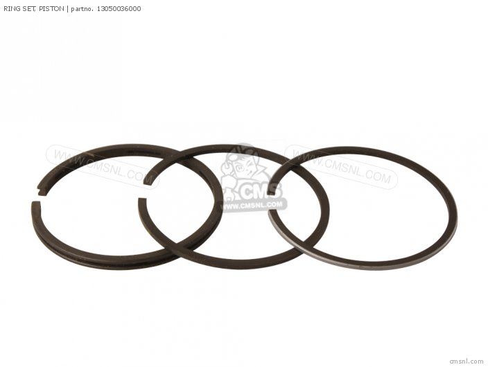 (13050036015) RING SET, PISTON